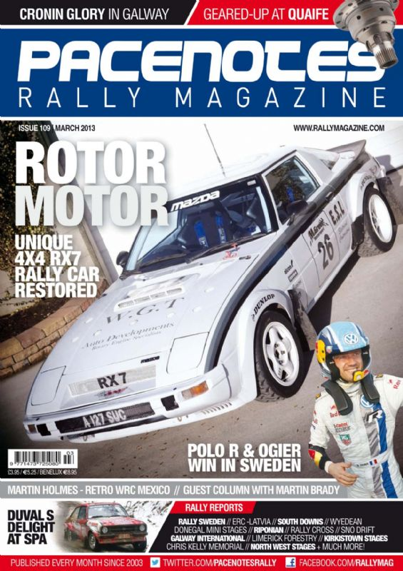 ISSUE 109 - MARCH 2013